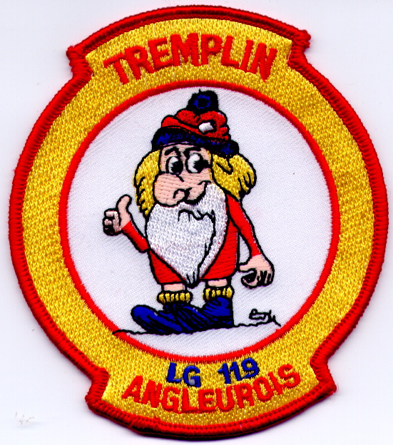 LG119 - Tremplin Angleurois