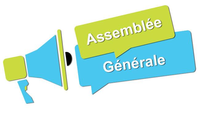 Assemblée Générale – 13/09/2019